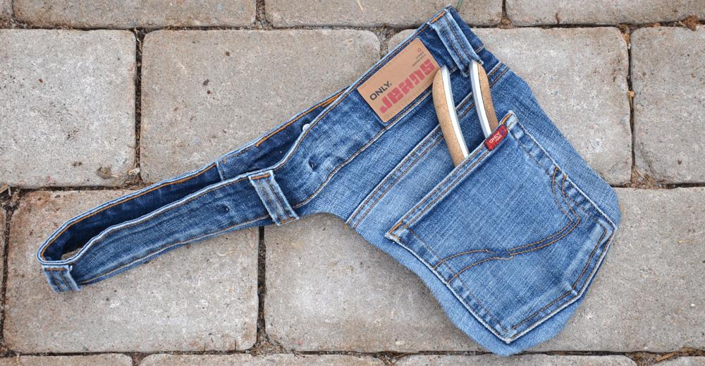 återbruka jeans