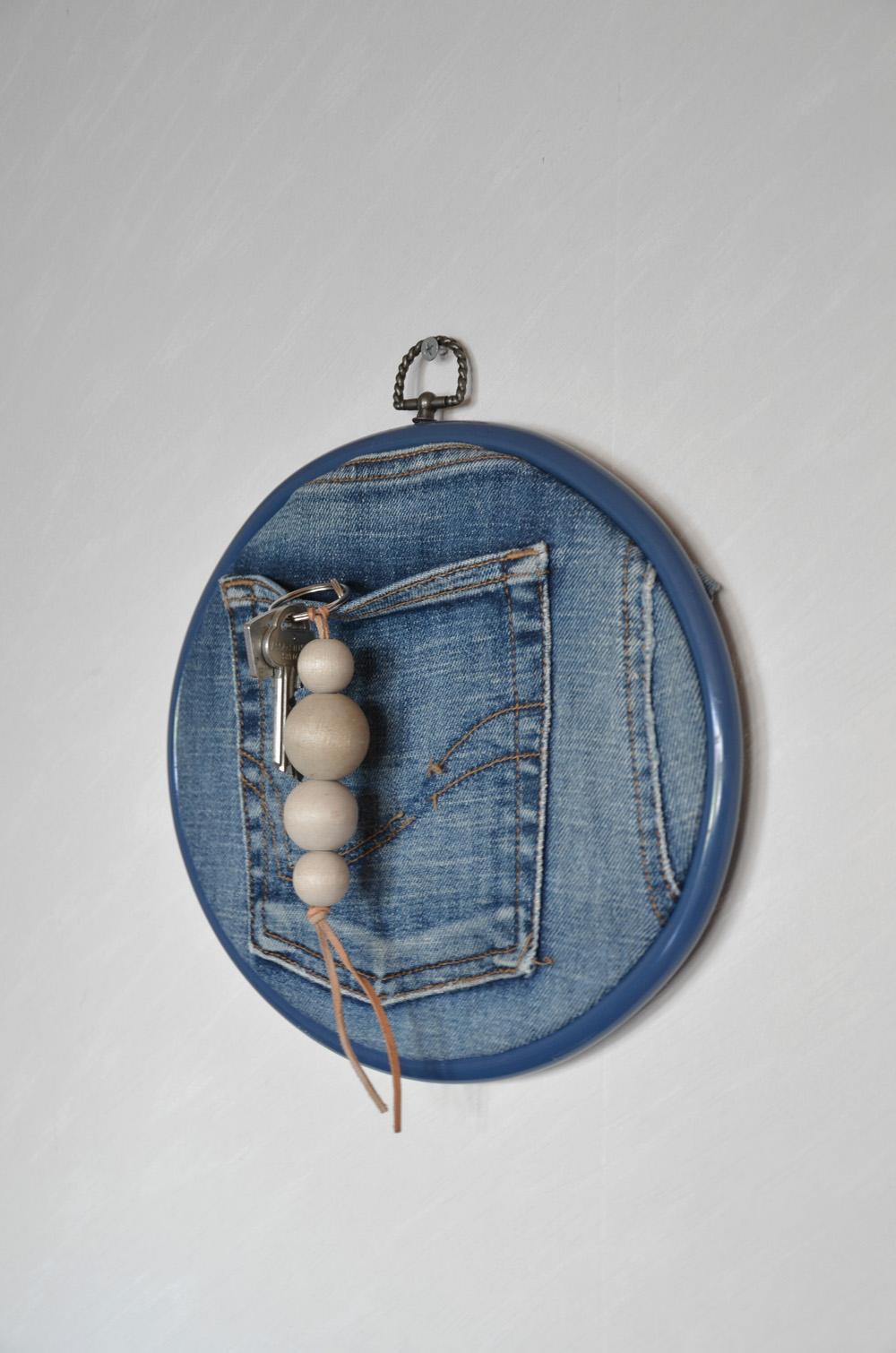 jeansåterbruk