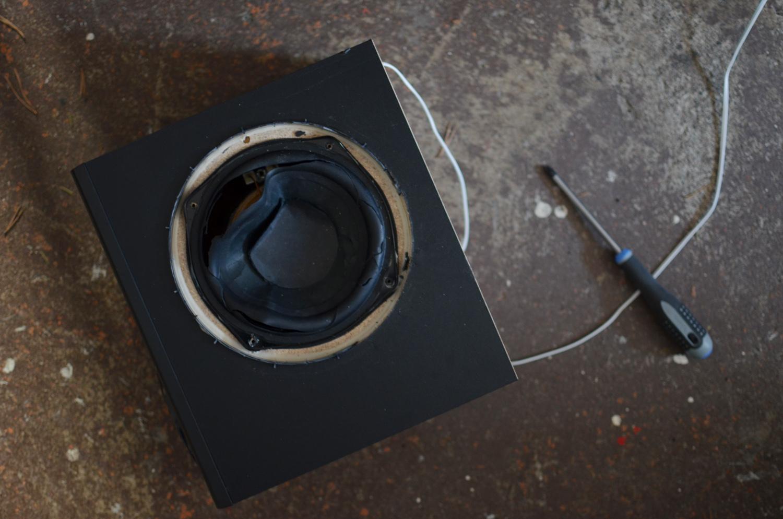 återbruka högtalare